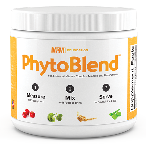 Phytoblend by m5m foundation